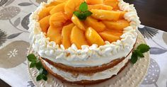 We have been enjoying fresh peaches every-which-way for the past while, and soon peach season will be over for the year. This peaches-a...