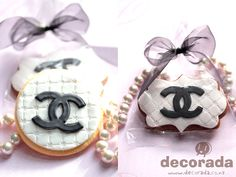 Classic Chanel Cookie.