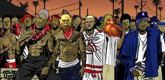 WoW Guilds Just Like…Street Gangs? | Kotaku Australia