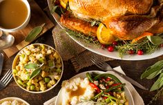 Get your Thanksgiving meal on the table quickly in 11 steps! #thanksgiving #thankful #howto
