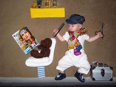 Чудесные идеи для фотосессии младенцев - Mamaplus.MD