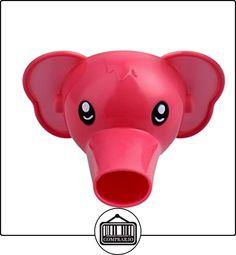 PER Netter reizender Agua de extensor de grifo grifo mezclador de lavabo (seguro händewaschen para niños, niños, bebés y niños Red Elephant  ✿ Seguridad para tu bebé - (Protege a tus hijos) ✿ ▬► Ver oferta: http://comprar.io/goto/B01GZW8FK8
