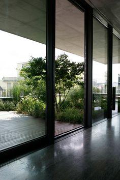 Berlin, Germany Dachgarten Sammlung Boros bbz landschaftsarchitekten, Realarchitektur