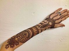 Tattoo For men Arm Forearm Design WOmen Henna Hand ► Henna Tattoo ...
