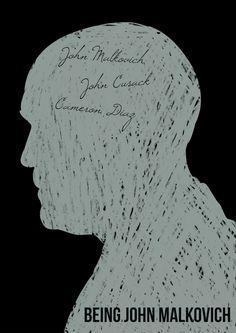 Being John Malkovich by Francis Willmann