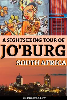 Why you should take a city tour of Johannesburg South Africa to get to know this city  South Africa | Travel Destinations | Honeymoon |  Vacation |Africa | Off the Beaten Path | Wanderlust | Bucket List #travel #honeymoon #vacation #offthebeatenpath #bucketlist #wanderlust #SouthAfrica #Africa #visitSouthAfrica #TravelSouthAfrica