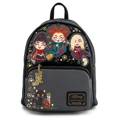 Mini Backpack Purse, Black Backpack, Leather Backpack, Cute Mini Backpacks, Mini Mochila, Georgia, Disney Souvenirs, Kawaii Accessories, Cute Purses