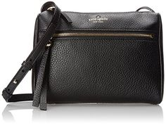 kate spade new york Cobble Hill Cayli Cross Body Bag, Black, One Size *** Check out this great image @