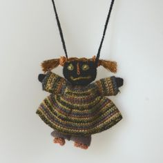 Tiny doll necklace Sophie Digard