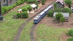LGB Garden Railroad at Walt Disney Worlds EPCOT