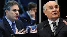 ÍNDIOS POTIGUARA DA PARAÍBA EM FOCO: MPF pede a senadores tucanos que demitam seus pare...