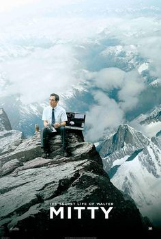 The Secret Life of Walter Mitty (2013) Shy photo manager Walter Mitty is constantly daydreaming to escape his humdrum life and domineering mother, but when he gets embroiled in a real-life adventure, he discovers that being a hero is tough work. Ben Stiller, Kristen Wiig, Jon Daly...TS comedy