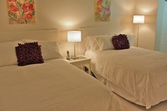 Hotel quality mattresses and linens