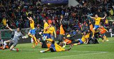 Sassuolo-Juventus finisce 1-3: bianconeri, in maglia gialla a Reggio Emilia, sempre più vicini allo scudetto. Qui la festa al fischio finale...