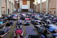 A group of 13 Houstonians traveled to Kripalu Center for Yoga and Health in western Massachusetts last weekend to enjoy 4 days of various activities, namely Metta Meditation and Yoga with Sharon Salzburg and Stephen Cope.