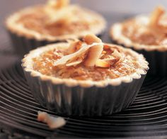 Susan Howell's Banana Coconut Tarts Recipe Patty Pinner Sweety Pies