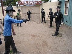 OK Corral, Tombstone AZ Tombstone Arizona, Wyatt Earp, Tucson, Wild West, Wonders Of The World, Riding Helmets, Scenery, Life Quotes, United States
