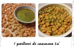 #gnoccoricetta #giovedignocchi gnocchi zucca gialla con pesto