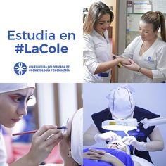 Aprovecha las vacaciones para decidir lo que quieres estudiar. Prepárate en LaCole en uno de nuestros técnicos.   #ColegiaturaColombianaDeCosmetologiayCosmiatria #Cosmetología #Belleza #Pasión