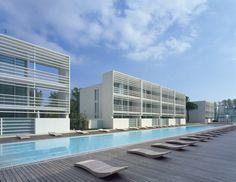 Jesolo Lido Village – Richard Meier & Partners Architects