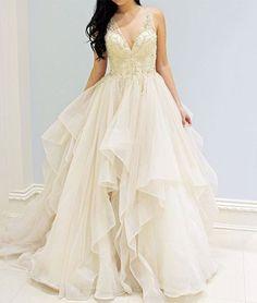 Charming V-Neck Beading Prom Dresses,Long Prom Dresses,Cheap Prom Dresses, Evening Dress Prom Gowns, Formal Women Dress,Prom Dress