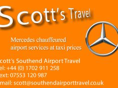Scott's benfleet Airport Chauffeur To Hitchin. Let us take you in a nice Mercedes car or a Range Rover Sport for your trips. call or text 07553 120987