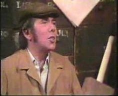"""The Two Ronnies the """"Four Candles"""" .  I was in a youth review show and wrote to Ronnie Corbett and Ronnie Barker, asking for one of their sketches to act out - they obliged!!!"""