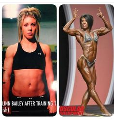 My constant reminder than anything is possible and goals are not achieved overnight. Even the best have to work their way to the top. Loveeee Dana Linn Bailey <3