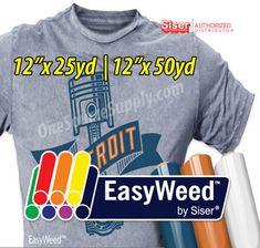 Fluorescent PINK Craft Garment, IRON ON T-shirt Heat Transfer Siser Easyweed 12 Inch x 15 Inch Heat Transfer Vinyl sheet