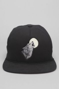 Coal The Lore Wolf Snapback Hat