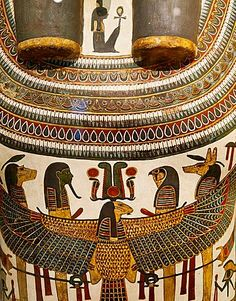 Egyptian Art collection, National Archaeological Museum, Athens, Greece