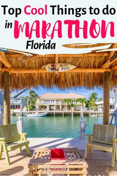 Planning a holiday to the beautiful Florida Keys? Looking for the top things to do in Marathon Florida? Here are tips on how to have the best trip! Boston Marathon, Marathon Florida Keys, Marathon Key, Marathon Tattoo, Marathon Logo, Dance Marathon, Marathon Tips, Movie Marathon, Marathon Running