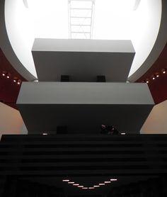 Museum of Modern Art. San Francisco, California. 1995. Mario Botta
