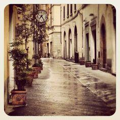 Pistoia, la mia città, Toscana. Italia.