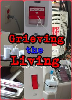 Grieving the Living