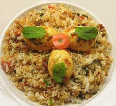 Hyderabadi Dum Biryani    Know more:  http://hyderabadcateringservices.com