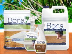 Bona Cleaning Products Sweepstakes and Instant Win Game on http://hunt4freebies.com/sweepstakes