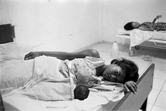 Alice Proujansky's Photographs of Dominican Women and their Birthing Experiences