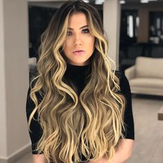 blonde balayage looks Light Blonde Hair, Brown Blonde Hair, Light Brown Hair, Light Hair, Pastel Hair, Ombre Hair, Balayage Hair, Long Hair Highlights, Color Highlights