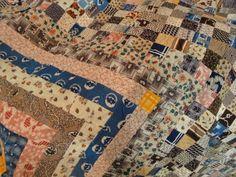 Antique quilt (photo taken at 2011 Tokyo International Great Quilt Festival).