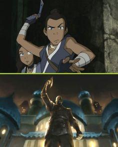 Avatar Movie, Avatar Series, Avatar Characters, Avatar Kyoshi, Avatar The Last Airbender, Legend Of Zelda Breath, Legend Of Korra, Most Popular Cartoons, Atla Memes