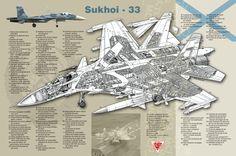 SU-33 Cutaways - ED Forums