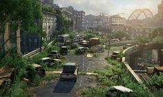 Last of us environments - Google Search