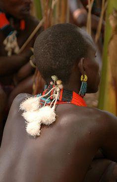 Africa   Details; Eastern Omo Valley, Ethiopia   ©Rita Willaert