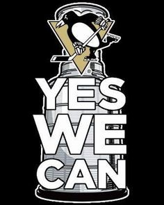 Yes we can! #LETSGOPENS !!!!!!!!! AND YES THE PENGUINS DID!!!!!