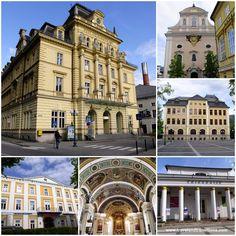 Bad Ischl, Salzkammergut  http://www.travelandtransitions.com/austria-travel/
