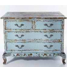 """""""French"""" Shabby Chic Dresser"""