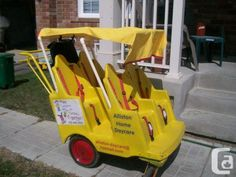 RARE Quad 'Bye Bye Buggy' Daycare Stroller oo Or best offer ...
