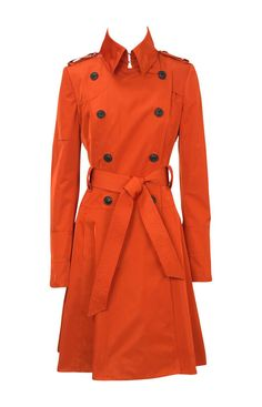 Unfortunately, you can't buy this EXACT coat because, apparently, the site was counterfeiting Tory Burch. But I like it anyway!