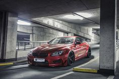 TURBO PORTAL - Prior Design uredio BMW M6